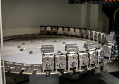 Automatisierung der Elektrodenfertigung mit der Exeron