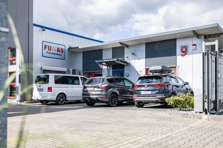 Der Fuchsbau - Das Firmengebäudes der FU.KS Formenbau GmbH & CO. KG